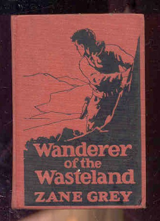 Image for WANDERER OF THE WASTELAND