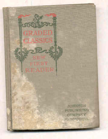 Image for GRADED CLASSICS-NEW FIRST READER