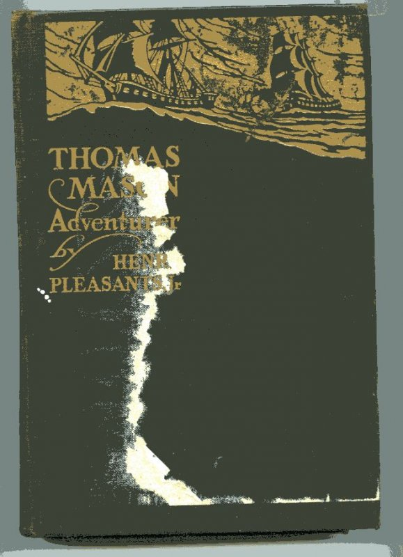 Image for THOMAS MASON, ADVENTURER