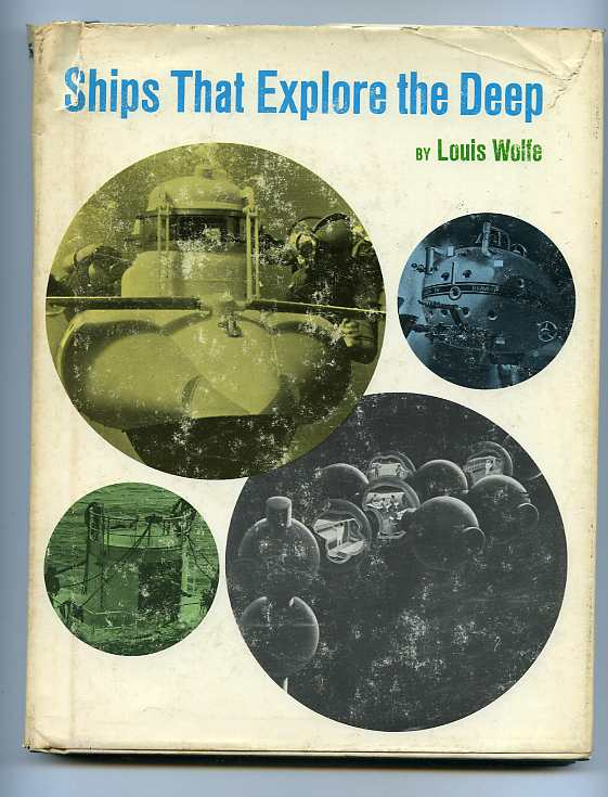 Image for SHIPS THAT EXPLORE THE DEEP