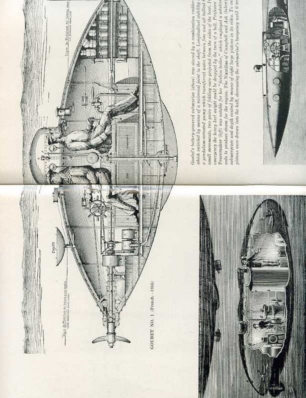 Image for A PORTFOLIO ON SUBMARINES In This Issue: the Silent Fleet Spetember 1967