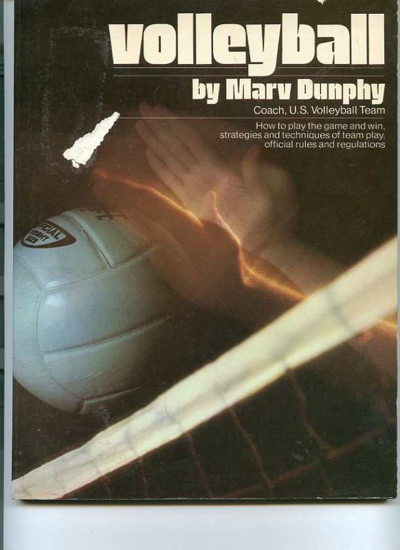 Image for VOLLEYBALL (ISBN: 0448140497)