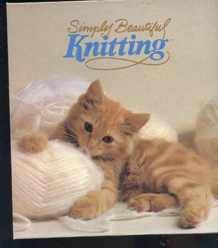 Image for SIMPLY BEAUTIFUL KNITTING