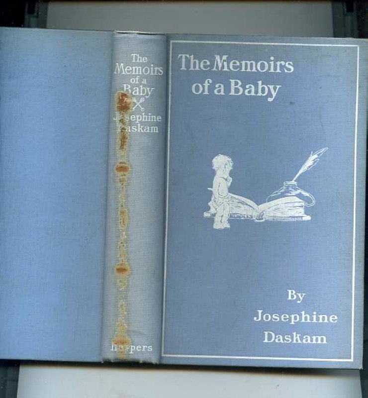 Image for THE MEMOIRS OF A BABY