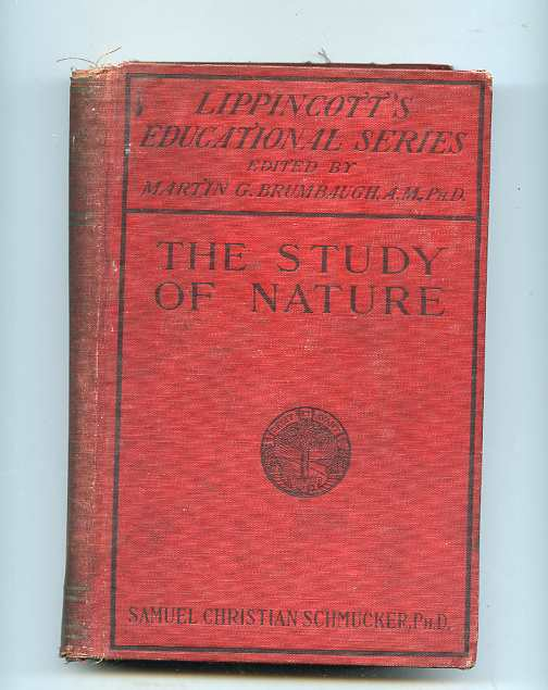 Image for THE STUDY OF NATURE