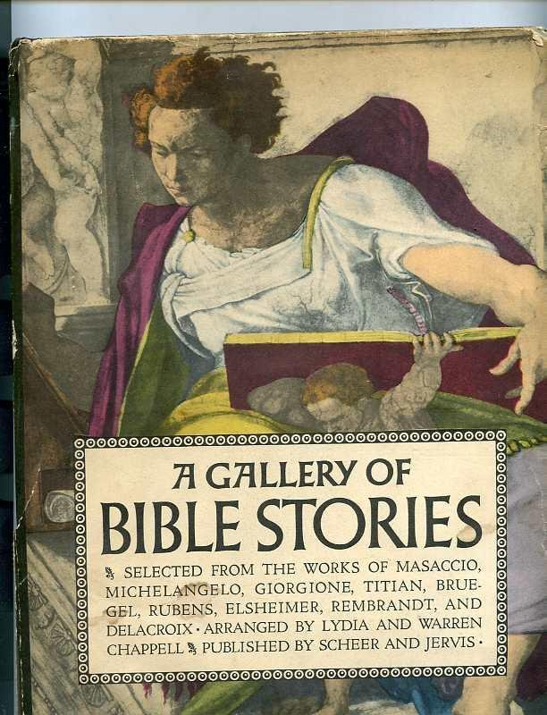 Image for A GALLERY OF BIBLE STORIES