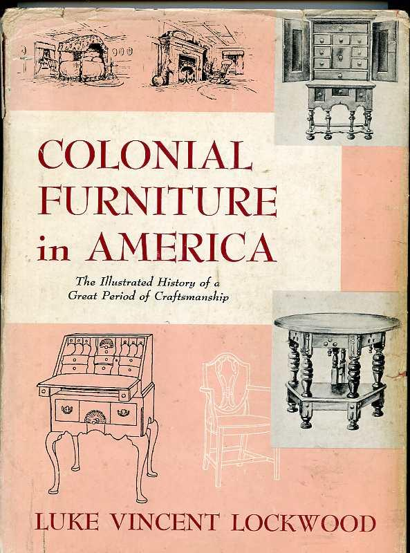 Image for COLONIAL FURNITURE IN AMERICA