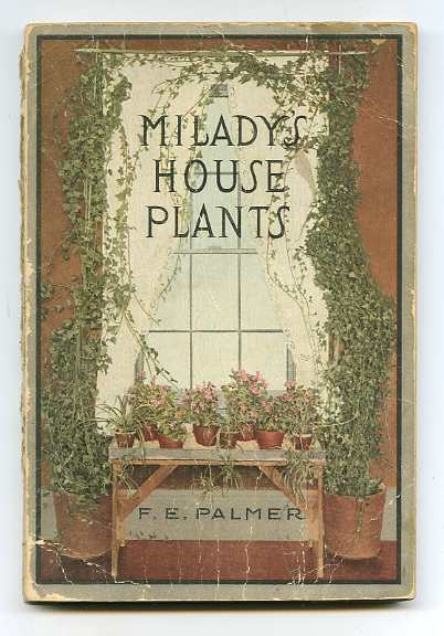 Image for MILADY'S HOUSE PLANTS