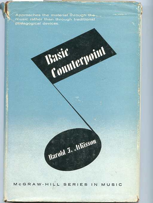 Image for BASIC COUNTERPOINT