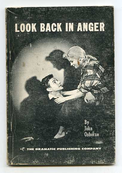 Image for LOOK BACK IN ANGER : A PLAY IN THREE ACTS
