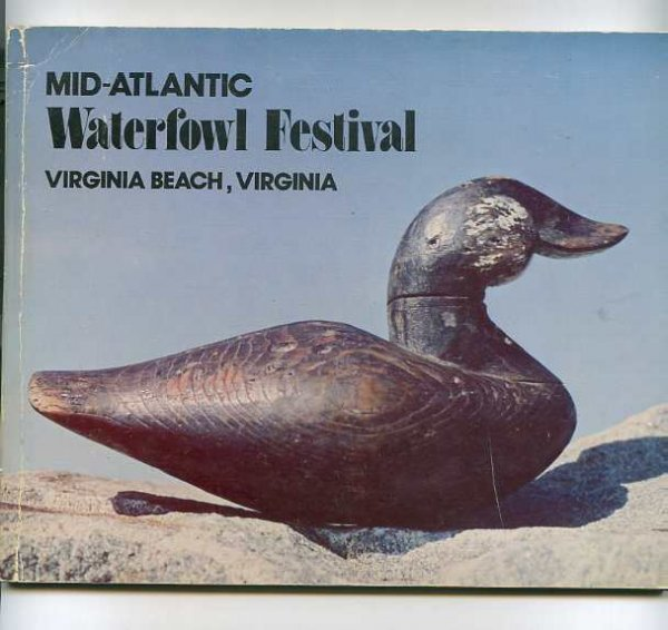 Image for MID-ATLANTIC WATERFOWL FESTIVAL OF VIRGINIA BEACH, VIRGINIA