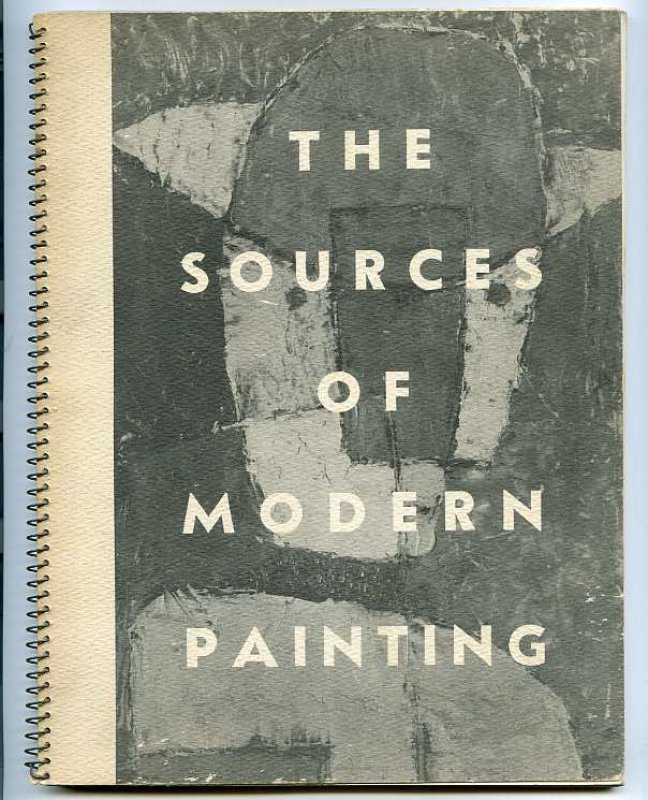 Image for THE SOURCES OF MODERN ART