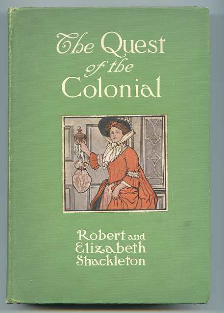 Image for QUEST OF THE COLONIAL