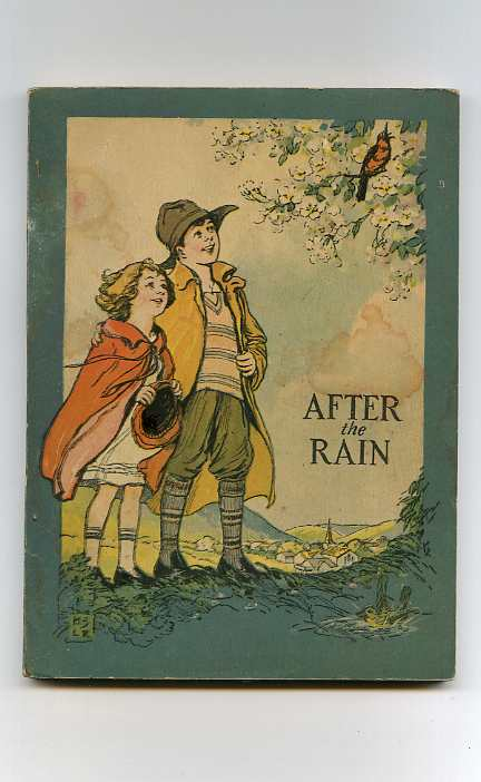Image for AFTER THE RAIN: CLEANLINESS CUSTOMS OF CHLDREN IN MANY LANDS.