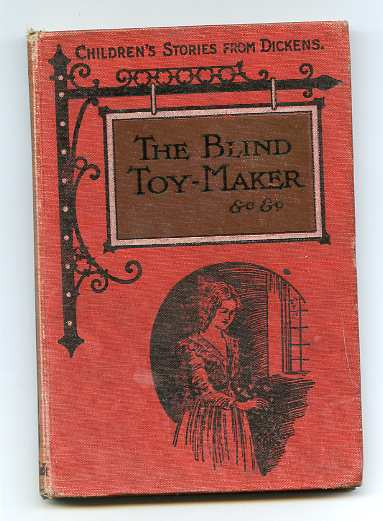 Image for OLIVER TWIST AND THE BLIND TOY MAKER