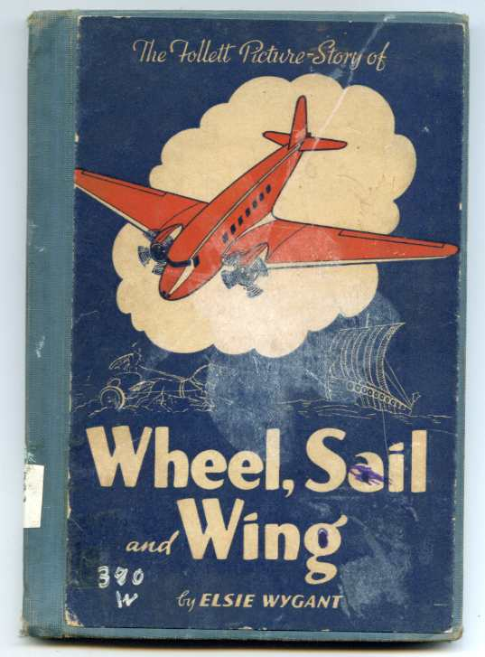 Image for WHEEL SAIL AND WING