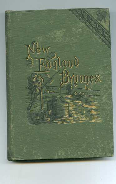 Image for NEW ENGLAND BYGONES
