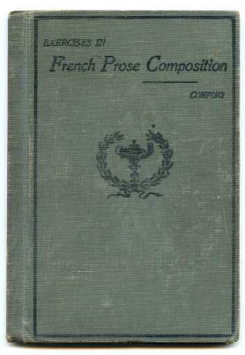 Image for EXERCISES IN FRENCH PROSE COMPOSITION