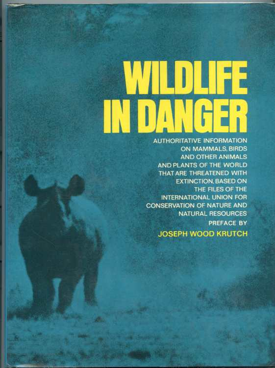 Image for WILDLIFE IN DANGER