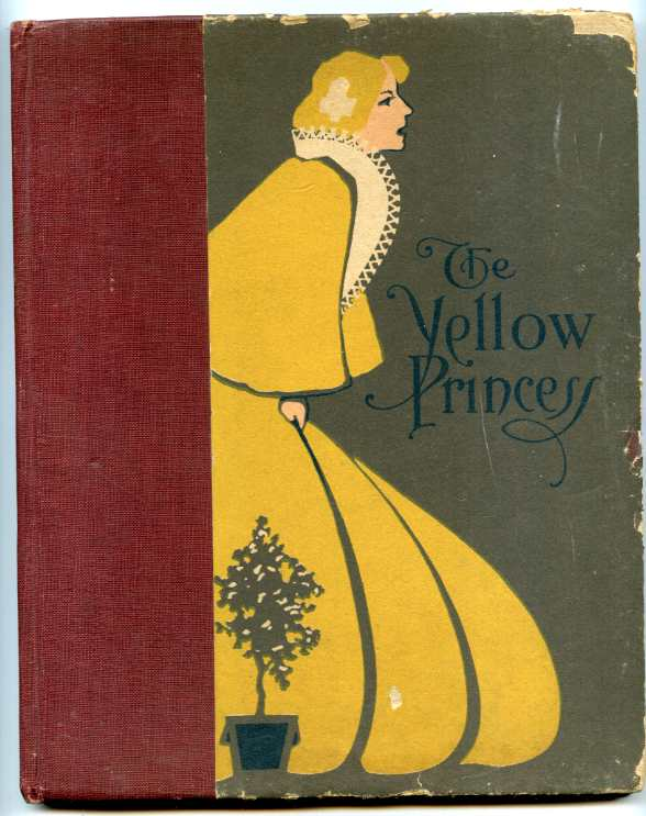 Image for THE YELLOW PRINCESS