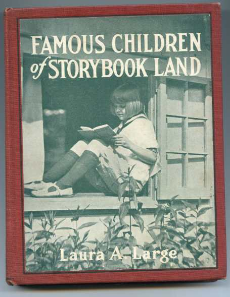 Image for FAMOUS CHILDREN OF STORYBOOK LAND