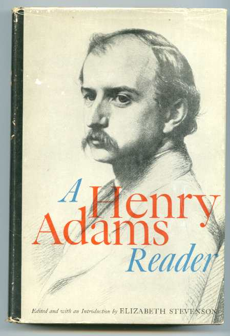Image for A HENRY ADAMS READER