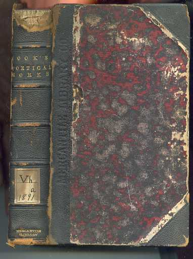 Image for THE POETICAL WORKS OF ELIZA COOK New Edition