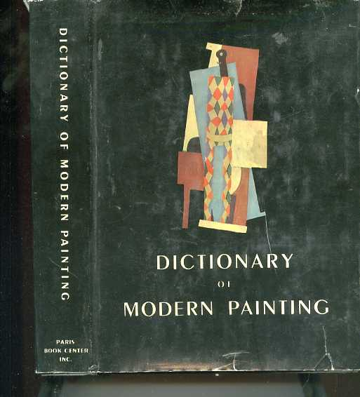 Image for DICTIONARY OF MODERN PAINTING