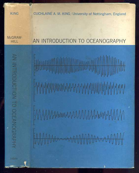 Image for AN INTRODUCTION TO OCEANOGRAPHY
