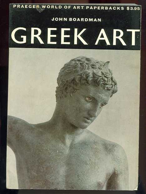Image for GREEK ART