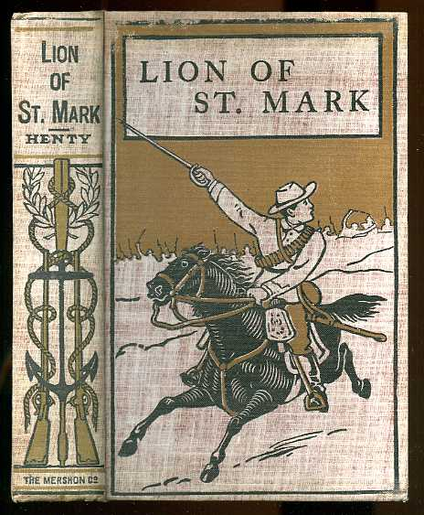 Image for THE LION OF ST. MARK A STORY OF VENICE IN THE 14TH CENTURY