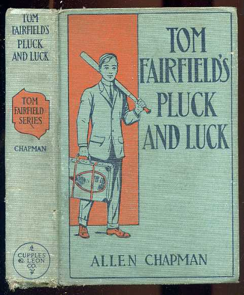 Image for TOM FAIRFIELD'S PLUCK AND LUCK