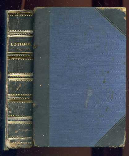 Image for LOTHAIR (complete 2 volumes in one)