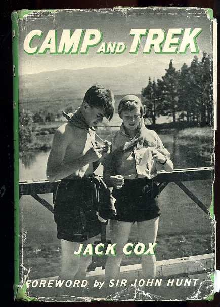 Image for CAMP AND TREK