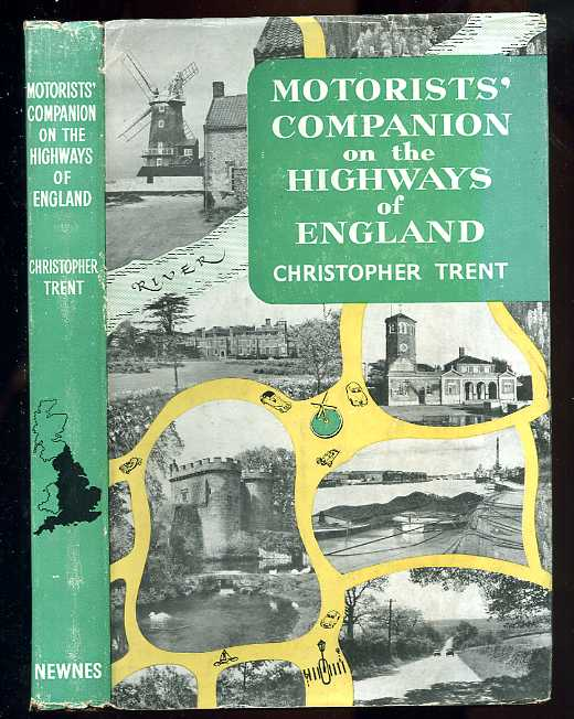 Image for MOTORIST'S COMPANION ON THE HIGHWAYS OF ENGLAND