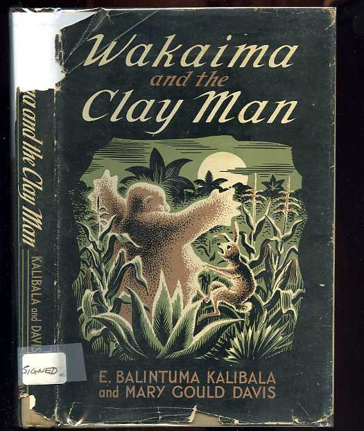 Image for WAKAIMA AND THE CLAY MAN
