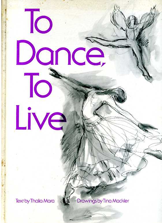 Image for TO DANCE, TO LIVE