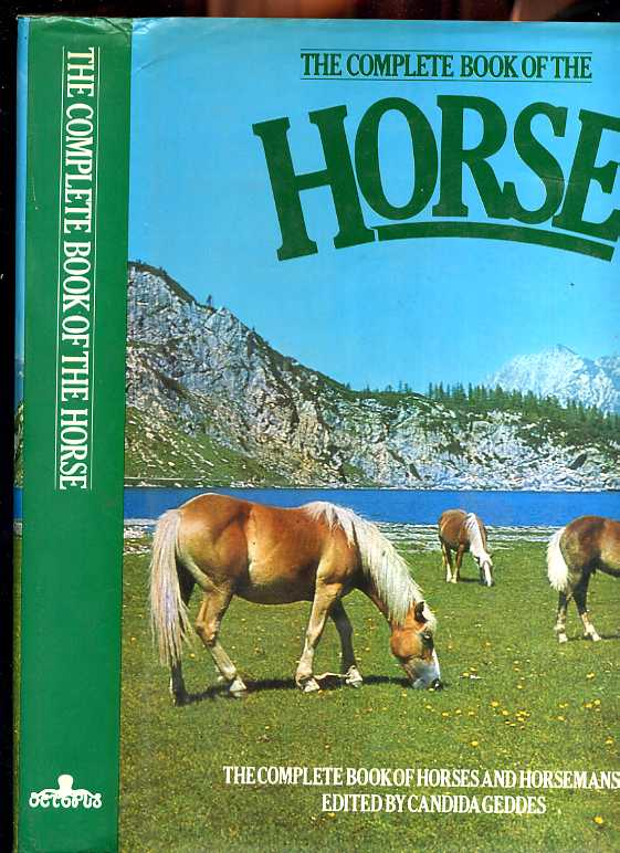 Image for THE COMPLETE BOOK OF THE HORSE (ISBN: 0706407431)