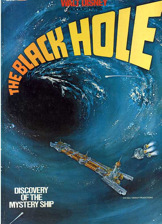 Image for THE BLACK HOLE: DISCOVERY OF THE MYSTERY SHIP (ISBN: 0307135063)