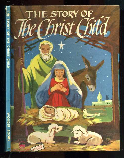 Image for THE STORY OF THE CHRIST CHILD