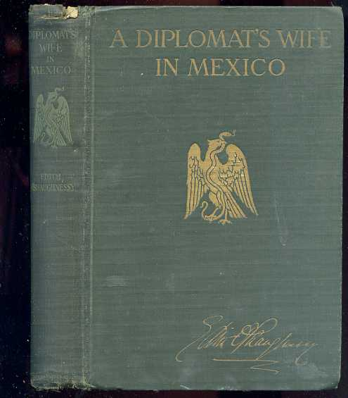 Image for A DIPLOMAT'S WIFE IN MEXICO
