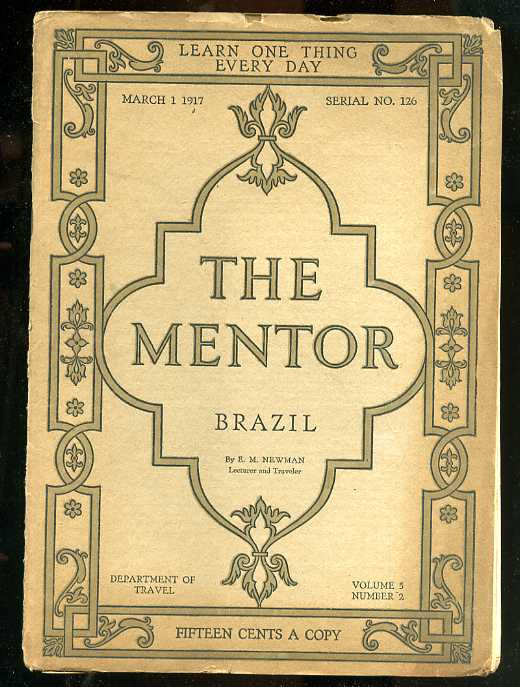 Image for THE MENTOR: BRAZIL March 1