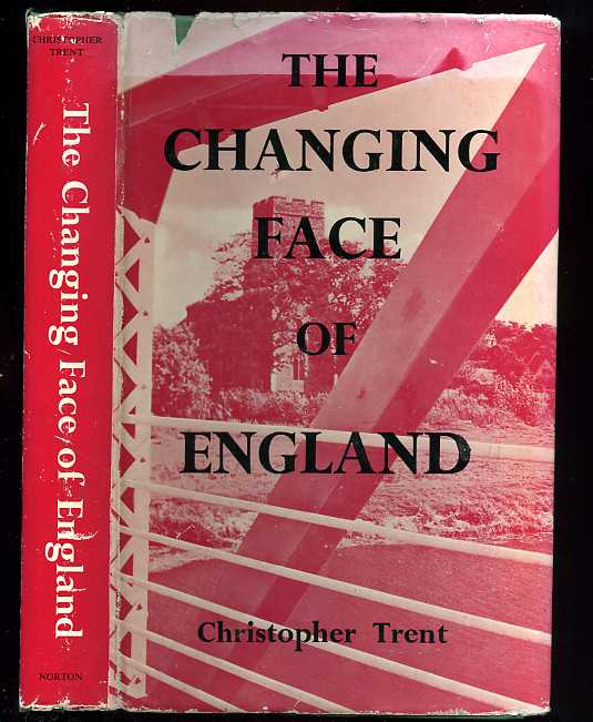 Image for THE CHANGING FACE OF ENGLAND: THE STORY OF THE LANDSCAPE THROUGH THE AGES