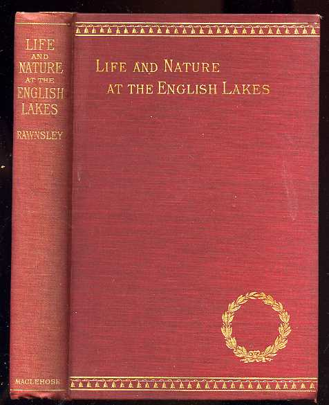 Image for LIFE & NATURE AT THE ENGLISH LAKES,
