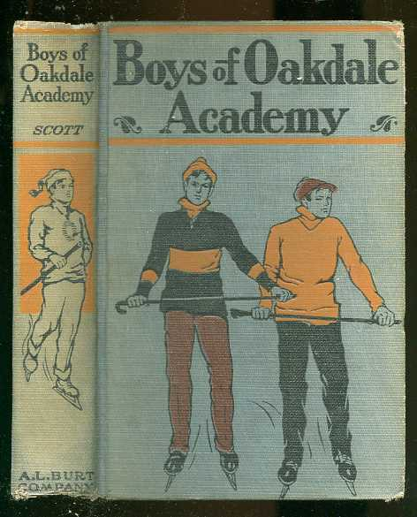 Image for BOYS OF OAKDALE ACADEMY