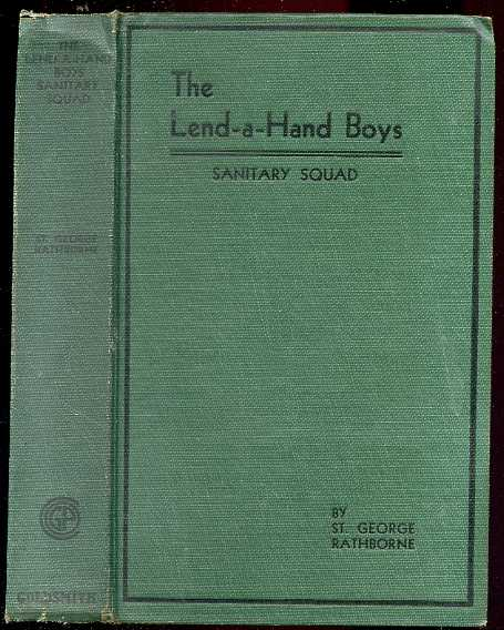 Image for LEND-A-HAND BOYS' SANITARY SQUAD: OR WHEN THE FEVER CAME TO BLAIRSTOWN