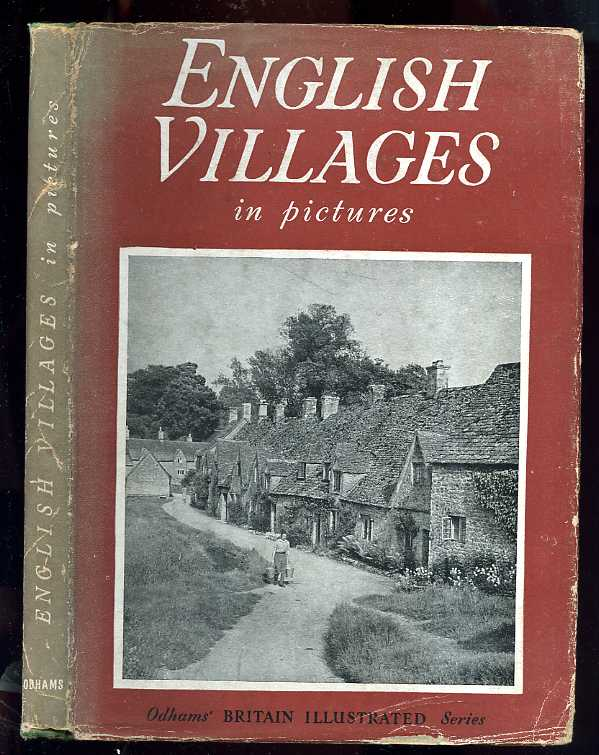 Image for ENGLISH VILLAGES IN PICTURES