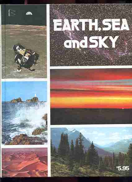 Image for EARTH, SEA AND SKY
