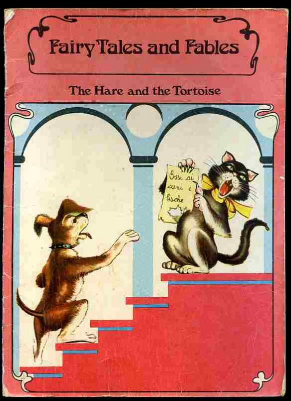 Image for FAIRY TALES AND FABLES The Hare and the Tortoise