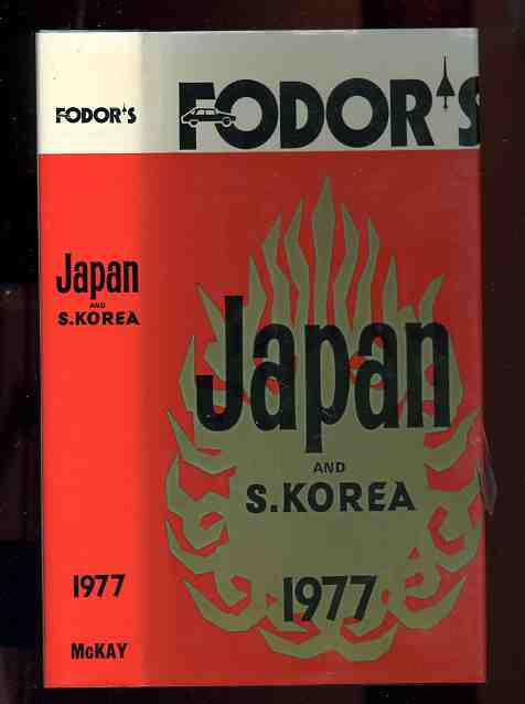 Image for FODOR'S JAPAN AND KOREA 1977 (ISBN: 0340214171)